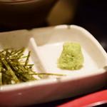 目黒の和食 さとう - 【鯛茶漬け@税込1,200円】お茶漬けのお供