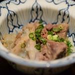 目黒の和食 さとう - 【鯛茶漬け@税込1,200円】小鉢