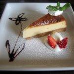 マンマ パッパ - クリーミーチーズケーキ