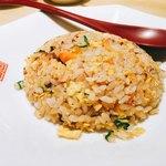 四川辣麺 - 半炒飯