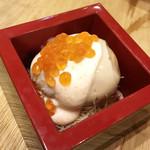 和bistro2538 - 味玉のウフマヨ(280円)
