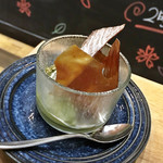 和bistro2538 - おいしい抹茶プリン(380円)