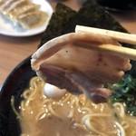 横浜家系ラーメン 町田商店 - 2018年4月18日  チャーシュー