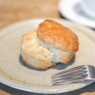 テラコーヒーアンドロースター - 料理写真:スコーン
