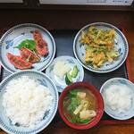 84397173 - 炙り明太子定食900円