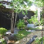 多酒多菜家 はしがき - はしがきの庭です。(庭が見える部屋は5部屋ございます)