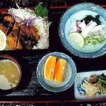 豊鮨 - 日替わり定食700円