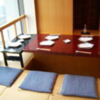 個室(6名様時の使用イメージ)
