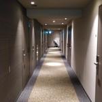 東急ステイ - 客室廊下