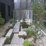 東急ステイ - 京町家・坪庭風の中庭