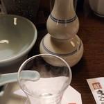 がんこ - がんこ一徹純米酒(冷)を頂きました1