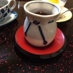松濤館 - 番茶