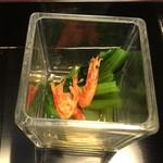 松濤館 - 小松菜のお浸し