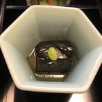 松濤館 - 茄子の煮浸し