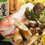 旬菜・季彩食楽 - 料理写真: