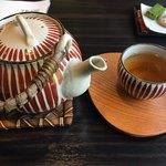 Cafe Dining Hana - アールグレイ500円