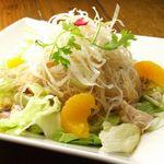 香港厨房 - バンジーサラダ
