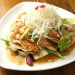 香港厨房 - バンバンジーサラダ