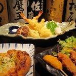 ひげキッチン - 料理写真: