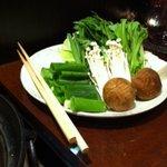 8441912 - しゃぶしゃぶのお野菜