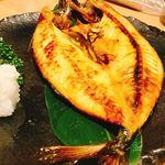 生け簀の甲羅 - ほっけ