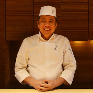 佐々木浩氏(ササキヒロシ)─次世代に繋ぐ京料理ともてなしの心