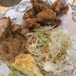 84414140 - 鶏肉の唐揚げ