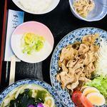 やじろべえ食堂 - 料理写真:
