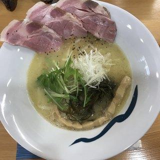 青波 - 料理写真:無情塩800円