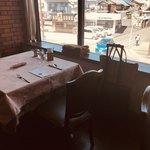 近江牛レストラン ティファニー - こちらの席で頂きました(^○^)