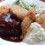 ルルココ - 料理写真:小倉定食