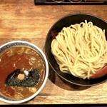 三田製麺所 - 辛つけ麺 中300g(780円)