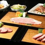 六歌仙 - 「会食コース」平安の宴