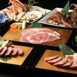 六歌仙 - 飲み食べ放題の桔梗の宴