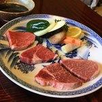 松阪 海津 - 料理写真: