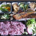 mamippeオーガニックカフェ - 料理写真:日替わり弁当 700円