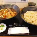 武蔵野うどん 肉そば ユーソウル - スペシャル汁うどんシングル