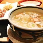 84421519 - テールスープが旨い!!