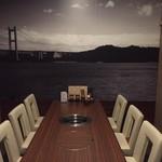 個室焼肉 こいのぼり - 個室テーブル席