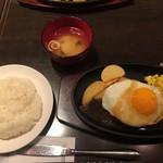 三浦のハンバーグ -