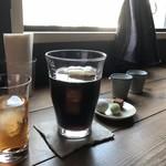 Toukokuu-cafe - ドリンク写真:今回は、アイスコーヒーを淹れていただきました(2018.4.19)