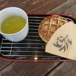 青木煮豆店 - 料理写真:どらッフル 200円 (2018.4)