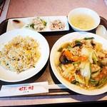 ニイハオ - 麺セット