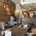 SEA GREEN CAFE - 内観