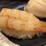 金沢まいもん寿司 珠姫 - 甘海老