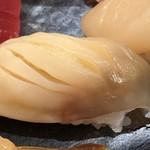 金沢まいもん寿司 珠姫 - ホッキ貝