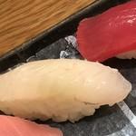金沢まいもん寿司 珠姫 - 平目