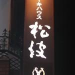 ステーキハウス松波 - 浅草のステーキ屋です