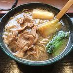 レストラン ポロ - 鴨南蛮1.180円