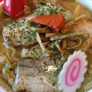 赤湯ラーメン 龍上海 - 料理写真: